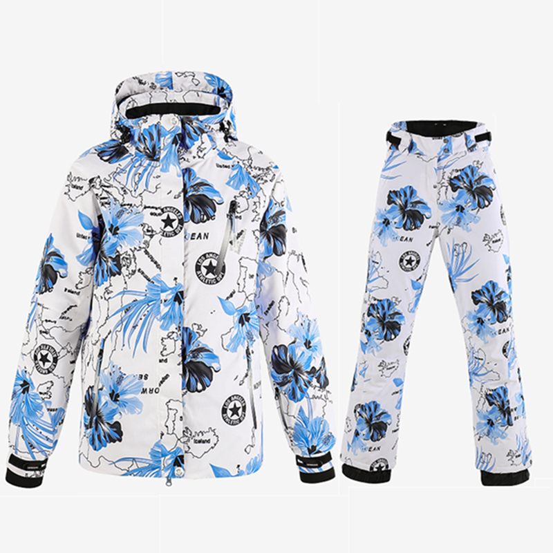 2018 Wnterimpression новые женские лыжные костюмы ветрозащитная водостойкая Спортивная одежда для отдыха на природе для верховой езды пальто женско...
