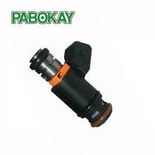 דלק Injector עבור גולף & ג טה 99 02 EuroVAN 97 99 00 פולקסווגן ג טה 021906031D FJ573 M739 4J1612 IWP 022 IWP022