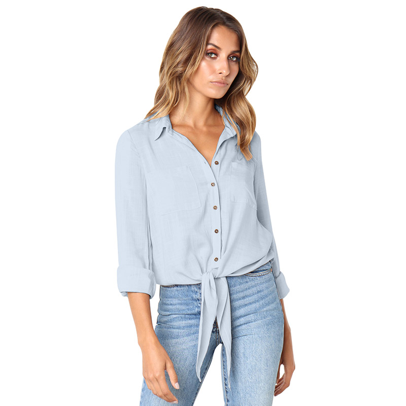 Sapphire-Crushed-Linen-Button-Down-Casual-Shirt-LC251116-4-1