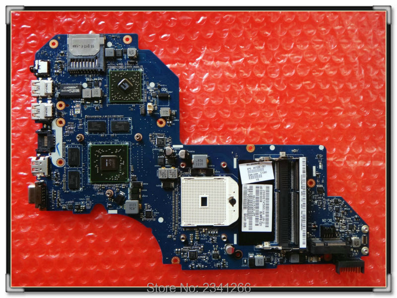 LA-8712P 687229-001 687229-501 for HP PAVILION M6-1000 NOTEBOOK for HP Pavilion m6 motherboard A70M HD7670M/2G 100%Tested