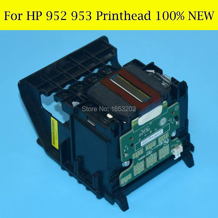 952 953 Original Print Head HP952 953 Printhead For HP Officejet Pro 8710 8720 Printer original c2p18 30001 for hp 934 935 934xl 935xl printhead printer head print head for hp officejet 6830 6230 6815 6812 6835