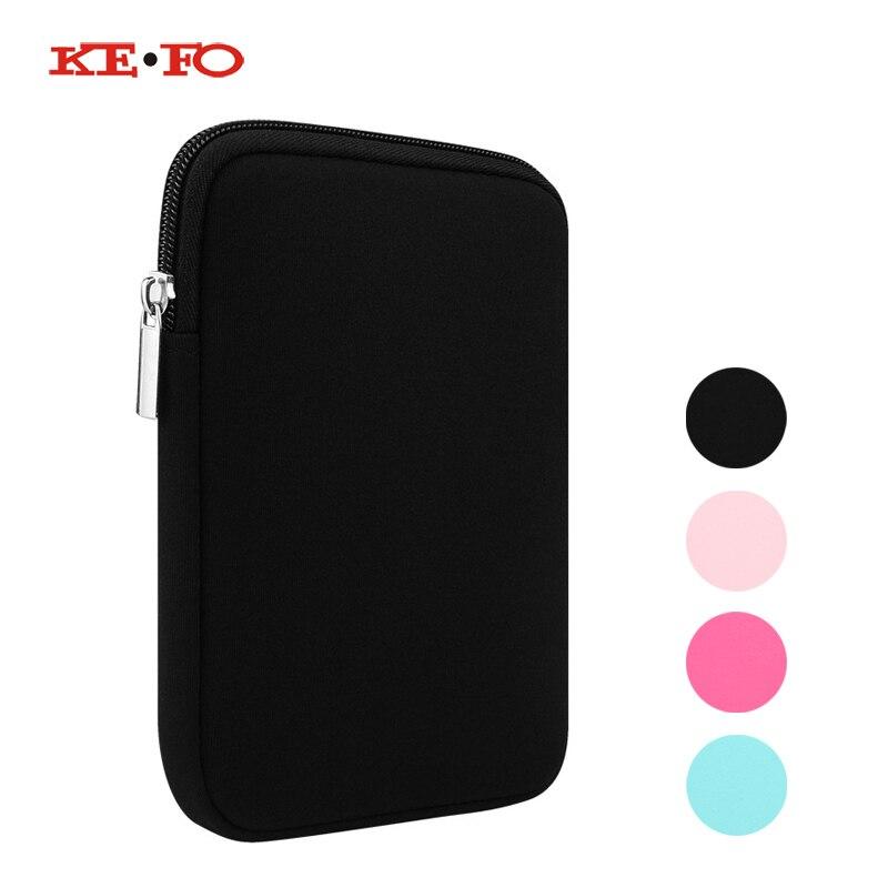 Zipper Sleeve Bag Pouch Case Cover For iPad 2018 9.7 6th Generation A1893 A1954 Cases For ipad 6th generation caseFor ipad air 1