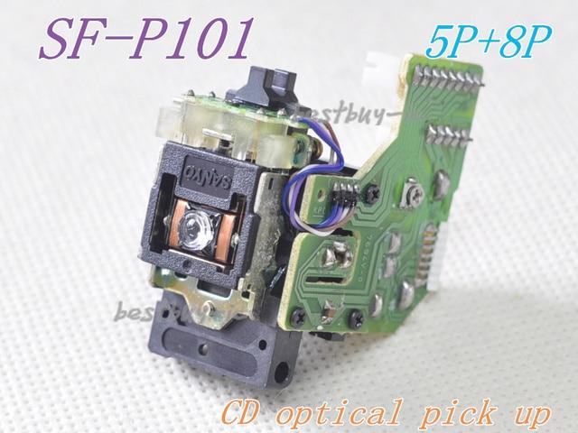 100%  SF-P101 / SF-P101 5P+8P / Optical pickup SFP101 / SF-P101 5P+8P for CD/VCD player laser lens