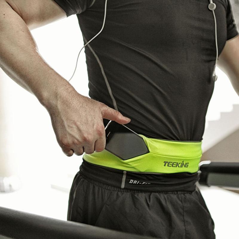 2015 HOT Sport Running Bag Men Women Bag 5 Colors Fitness Mochila Running Accessories For Phone 6 Bag Running Waist Bag