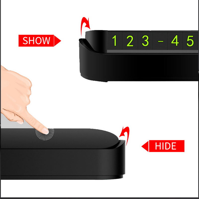 Image 5 - Car Styling Telephone Number Parking Card For Renault Duster Laguna Megane 2 3 Logan Captur Clio For Lada Granta Kalina Priora-in Car Tax Disc Holders from Automobiles & Motorcycles