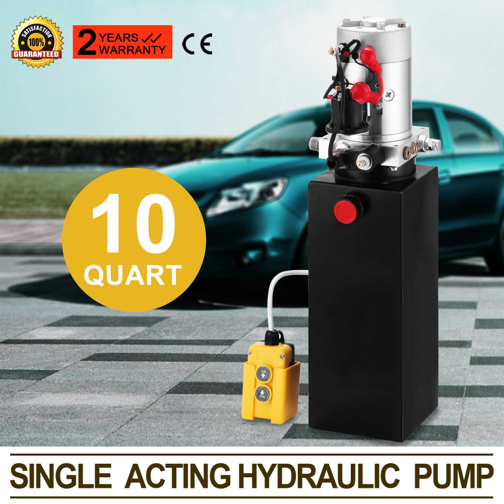 Portable Power Pack Electric Hydraulic Pumpof 10L 10000 Psi, 700bar