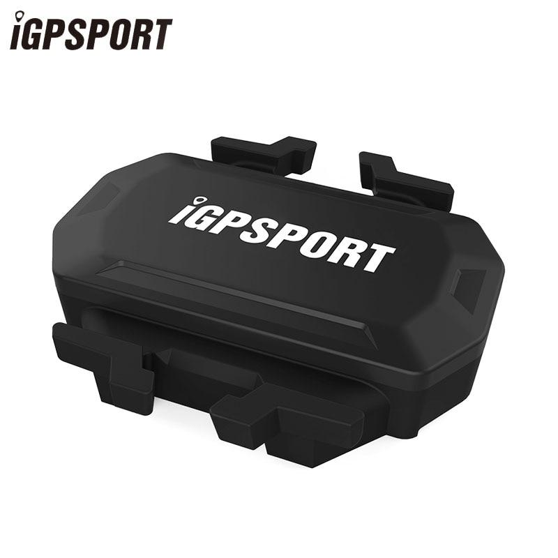 IGPSPORT SPD61 ciclismo Equipo Sensor de velocidad C61 Sensor de cadencia ANT + bicicleta Monitor de ritmo cardíaco banda velocímetro Accesorios