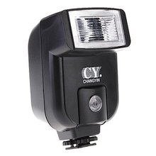 LimitX evrensel sıcak ayakkabı Sync Port mini flaş işığı Speedlite YI M1 aynasız dijital kamera