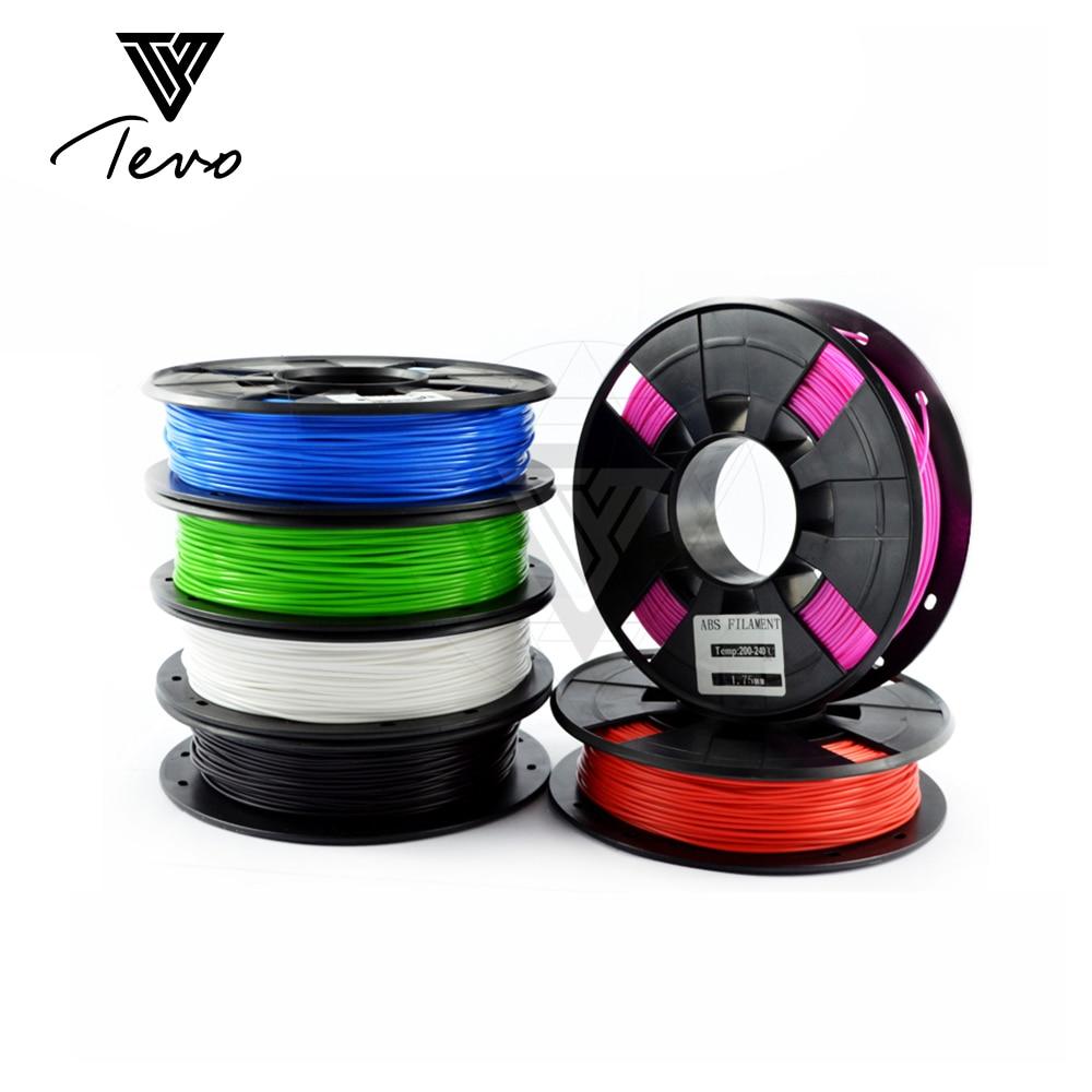 3D filamento PLA filamento 1,75 multi-colores 1 kg carretes filamento 1,75mm 3D impresora filamento impressora 3D filamento