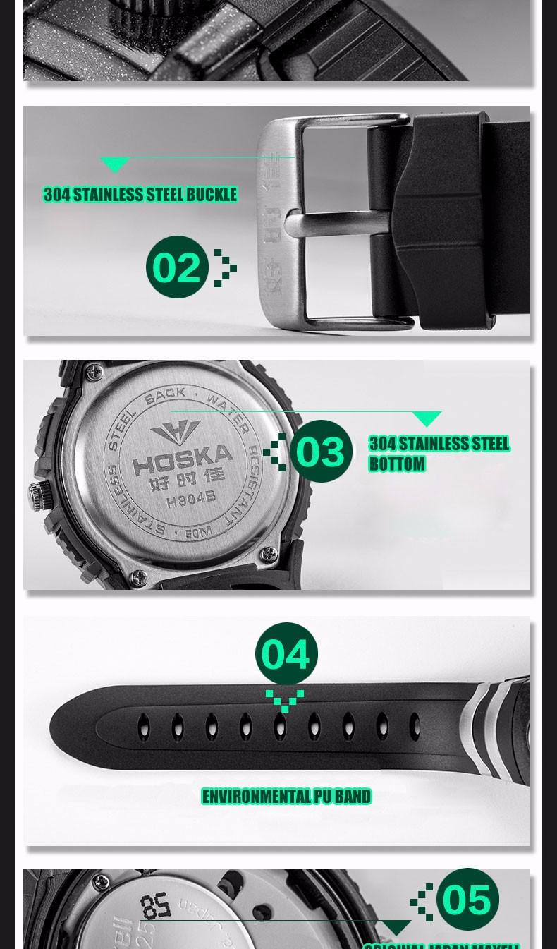 Brand LOGO Watch
