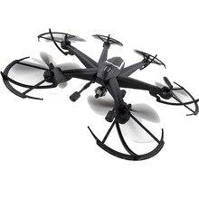 Baru ukuran besar RC drone udara CF909 5.8G FPV Real-time 2.4G 4ch 6 Axis 45 cm Tanpa Kepala terus sikap 5.0MP HD Kamera RC Quadcopter