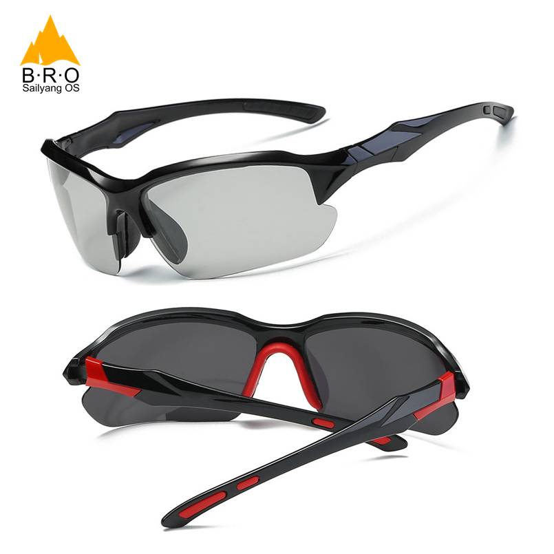 81aeab9176 2018 UV400 Men Women Sunglasses Driving Photographic Lense Polarized MTB  Bike Eyewear Cycling Glasses Spectacles Gafas Ciclismo-in Cycling Eyewear  from ...