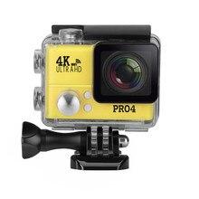 4 К Pro4 Спортивная Камера С WI-FI Водонепроницаемый 60 М