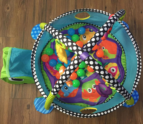 ginasio tapete rastejando no bercario tartaruga brinquedo