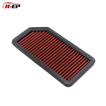 R-EP Replacement Washable Air Filter Fits for Hyundai I20 IX20 Kia Soul Venga Reusable High Flow OEM 28113-2K00 - discount item  25% OFF Auto Replacement Parts