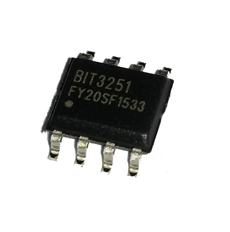 1pcs/lot BIT3251 SOP-8 LCD Backlight Driver Chip