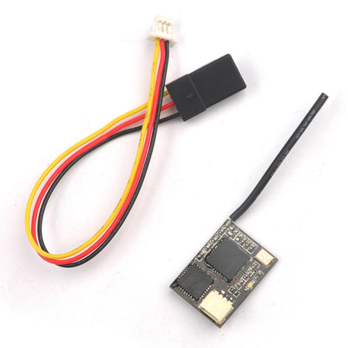 2.4G Micro Flysky Compatible Receiver FS82 AFHDS 2A IBUS PPM For Flysky Transmitter RC Drone Quadcopter Spare Parts F20578 aeromodelling usb analog cable fms simulator for flysky sm100 drone 2 4g rc