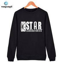 2018 autumn brand sweatshirt hoodies superman series tracksuit STAR S T A
