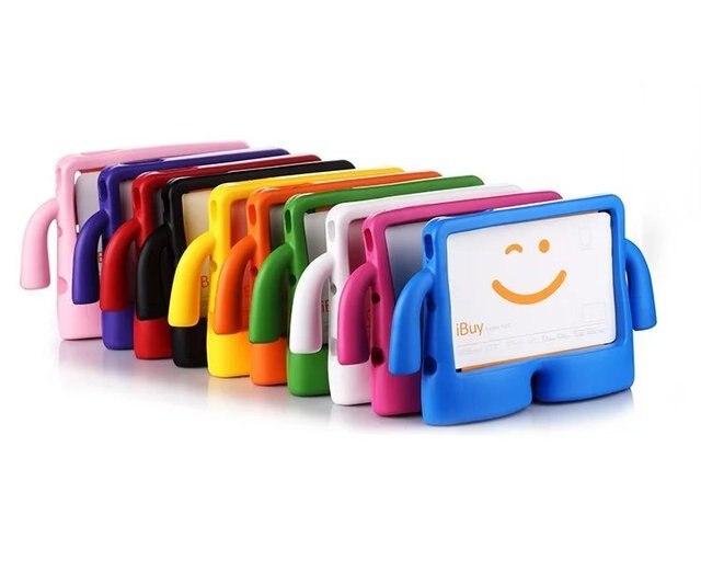 Таблетки Защитный Чехол Для Apple Mini 1/2/3 Случай Пены EVA Противоударный Чехол Дети Дети Tablet Чехол + Пленка Экрана + Стилус ручка