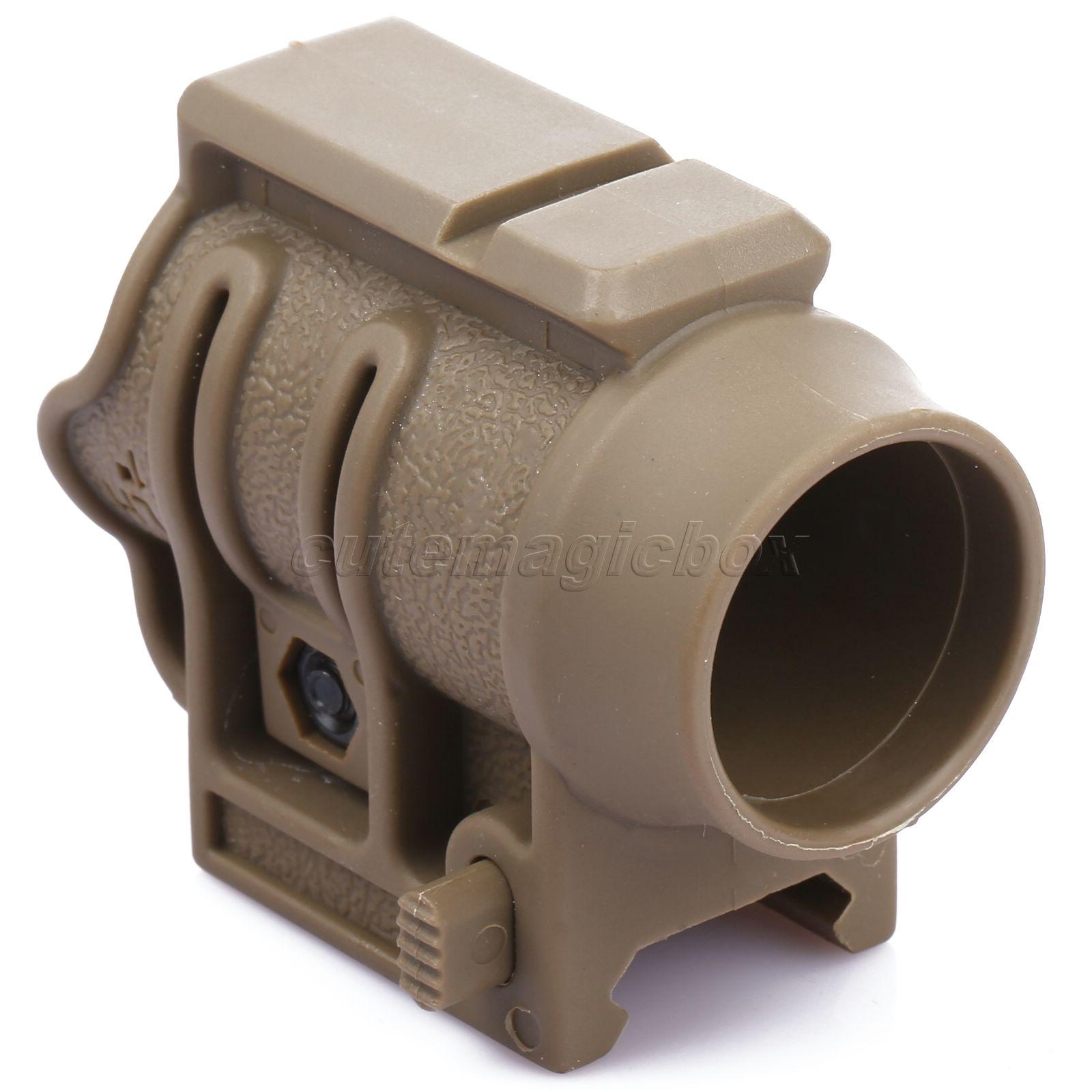 Tan caza accesorios Quick desmontable Tactical 2.54 cm / 1 \