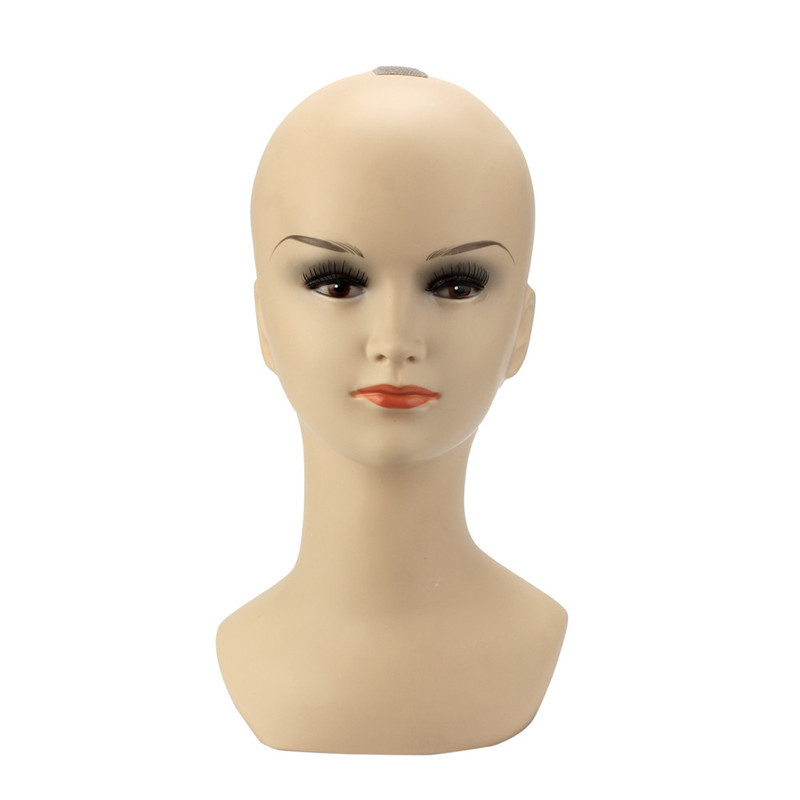 2017 New Woman Mannequin Manikin Head Hilarious Mould Show Stand Model Cosmetologyfashiom style drop shipping sep14