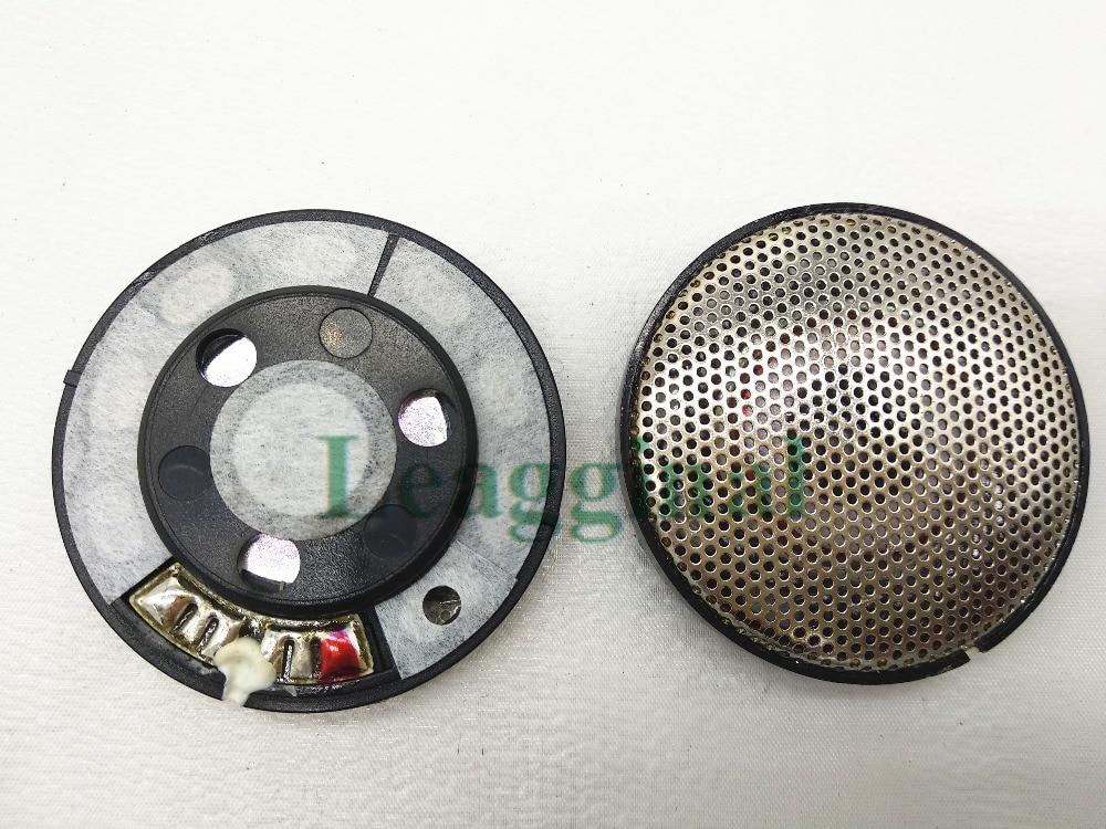 Folësi i kufjeve të njësisë së folësit 50 mm rreth 40ohms 1pair - Audio dhe video portative