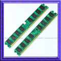 4 ГБ 2x2 ГБ DDR2-800 240-конт 2x2 ГБ ddr2 PC2-6400 800 МГЦ 800 мГц 240-КОНТ ПАМЯТИ RAM низкой ПЛОТНОСТИ DIMM Рабочего памяти Бесплатная Доставка