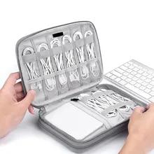 Suitcase Organizer Pouch Charger Storage-Accessories Digital-Gadget Bag Headphones Wires