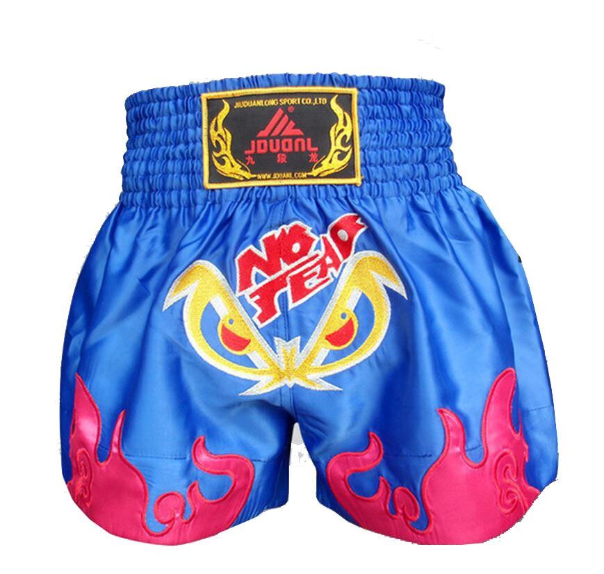 Prix pour Femmes/hommes mma shorts broderie kick troncs de boxe boxe muay thai/taekwondo/muay thai a0222dpae