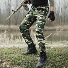 2016 Army Military Tactical Cargohose Camouflage Hosen Pantalon Homme Trainingshose Arbeits TrainingHigh Qualität Herren Hosen