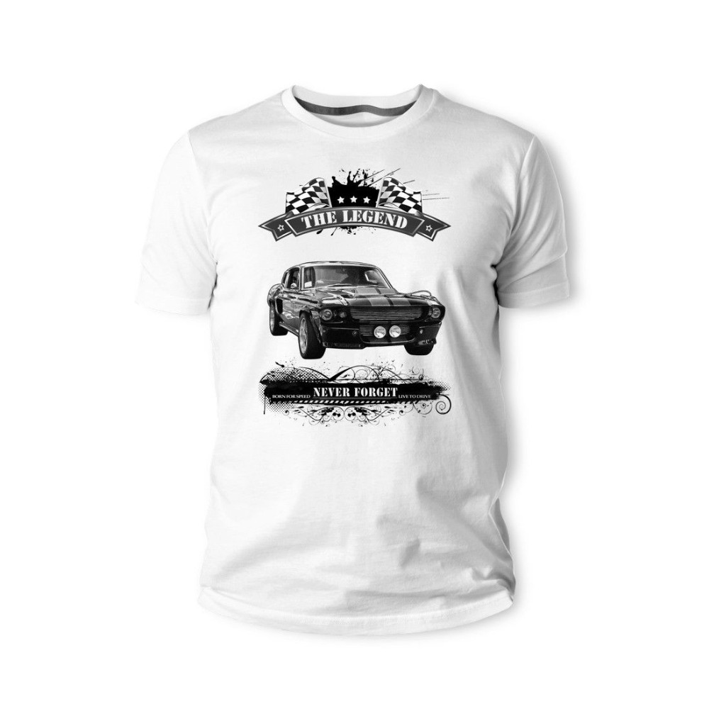 2affe5031 T Shirt, Classic American Car Fans Mustang Shelby 1967 Classic Vintage Cars  Mennew Men T Shirt Fashion Top Tee Plus Size-in T-Shirts from Men's  Clothing on ...