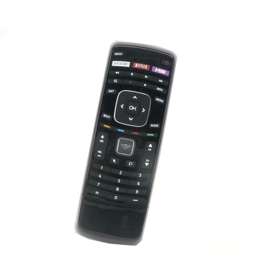 Hot sale New for VIZIO 3D XRT303 TV Remote dual side keyboard with Netflix amazon M-GO K ...