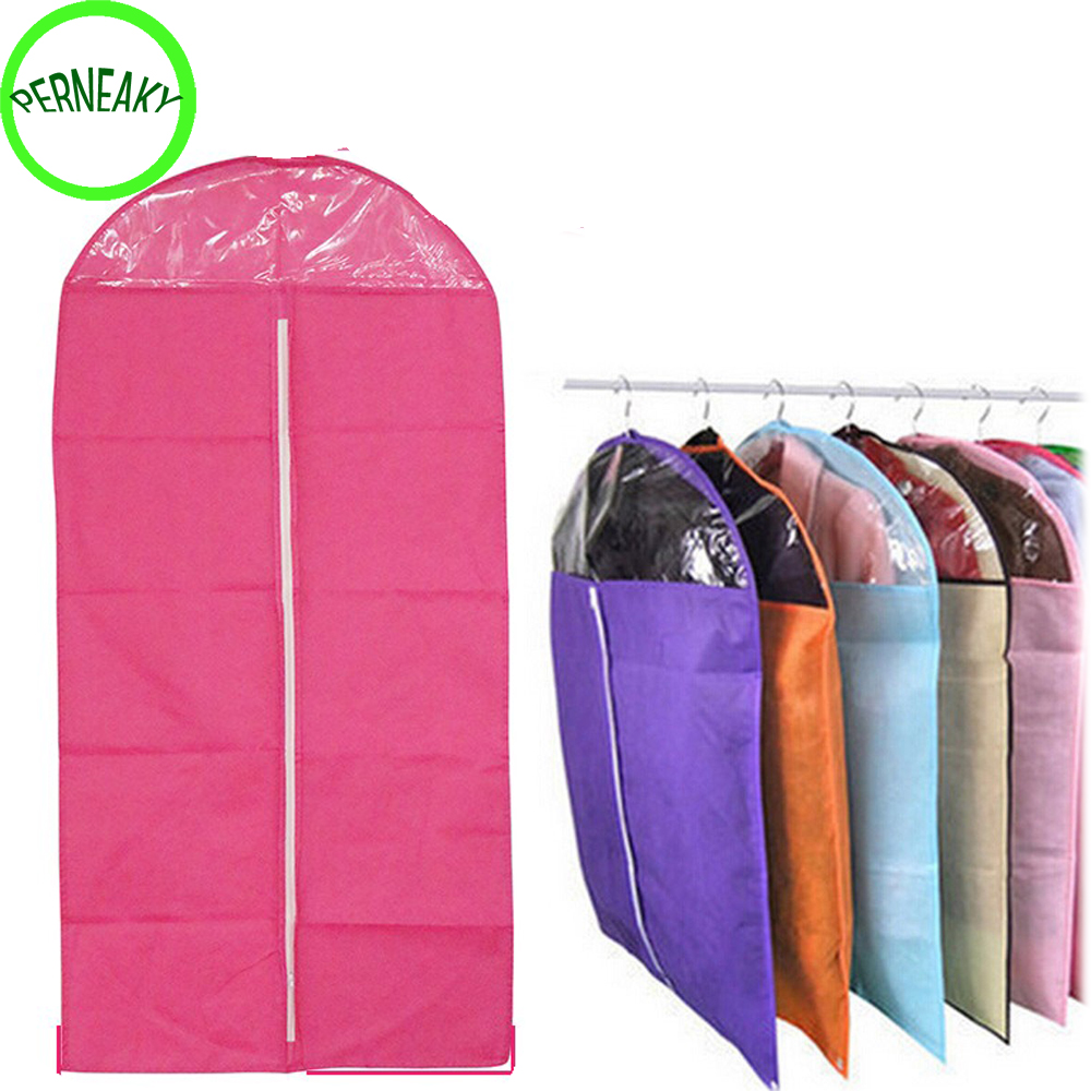 Garment Storage Bag Covers for Wedding Dress Gown Clothes Protector ...