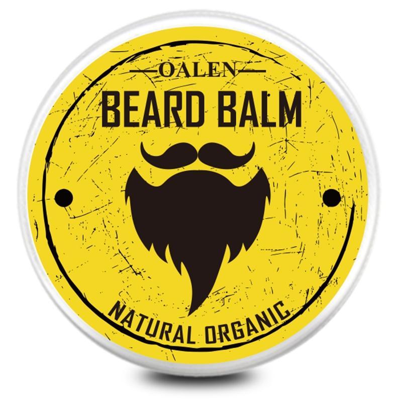Beard Grroming Kit with Moustache Comb, Brush & Storage Bag 3