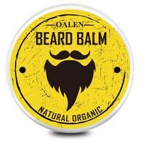 Men's Mustache Cream Beard Oil Kit 3