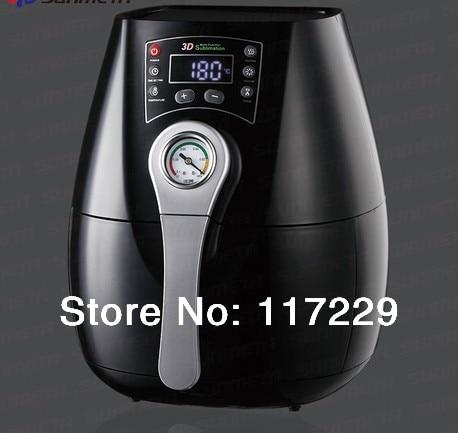 Free shipping to USA New design 3D MINI sublimation vacuum machine heat press machine for mugs cups printer