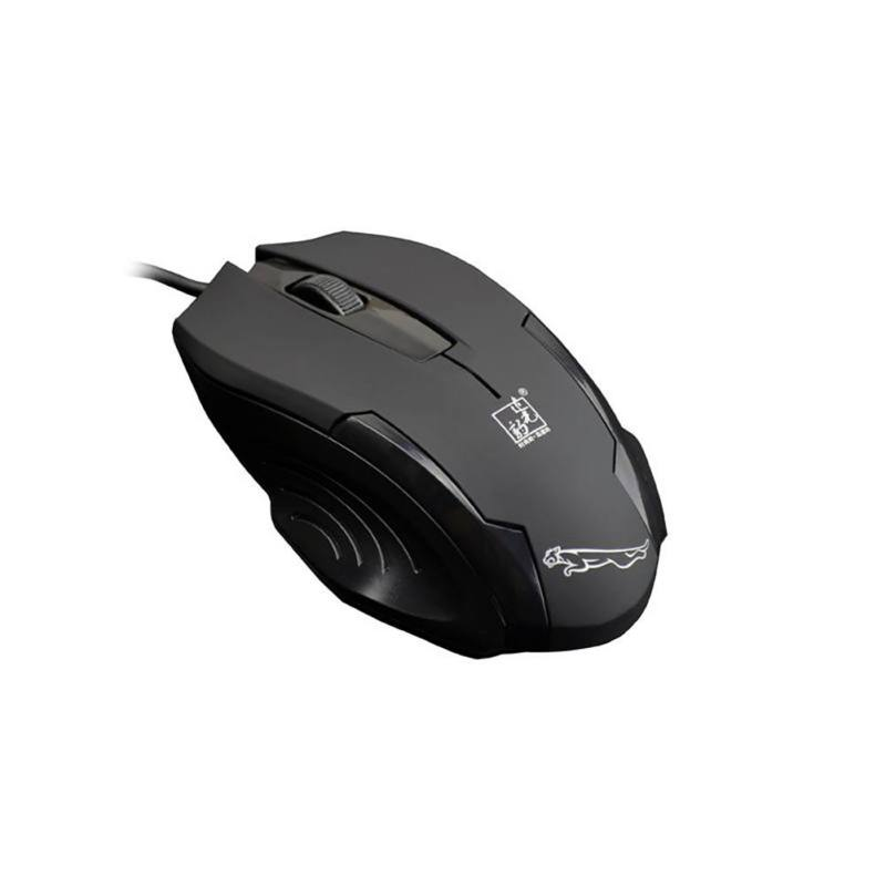 2000 DPI High Quality Optical USB Wired Game Mouse Engine Accurate Positioning for Gaming Office Home image