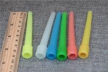 100pcs free shipping Arab shisha hookah long mouth tip Disposable water pipe hose cigarette smoking mouthpiece drip