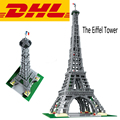 2017 LEPIN 17002 3478Pcs Creator City The Eiffel Tower Model Building Kits Blocks Bricks Compatible Toys For Children Gift 10181