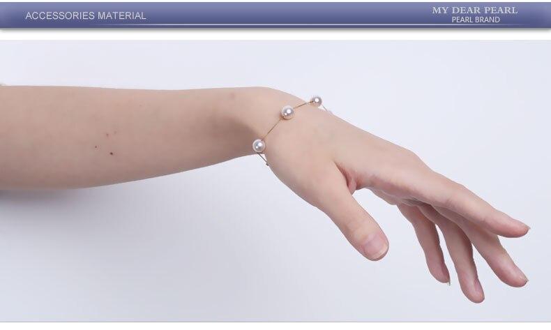 akoya pearl gold bracelet jewelry 99