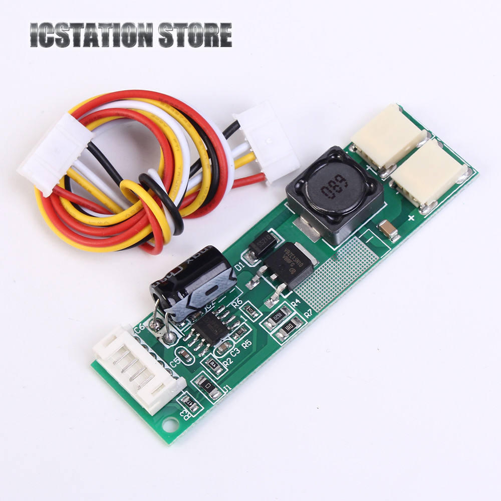 все цены на CA-155 Universal LED Constant Current Driver Board High Voltage Strip 9.6V Double Lamp Step down Buck Module Brightness Adjust онлайн