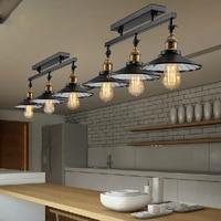 Loft Antique Ceiling Lights Vintage Industrial Lamps Home Decoration Lighting With E27 Edison Bulb for Dinning Room/Restaurant