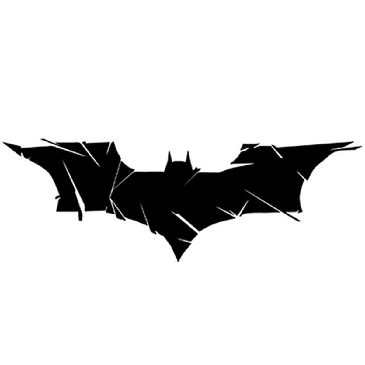 Batman Evolution Bats Car Decal Window Truck Auto Bumper Laptop Wall Sticker