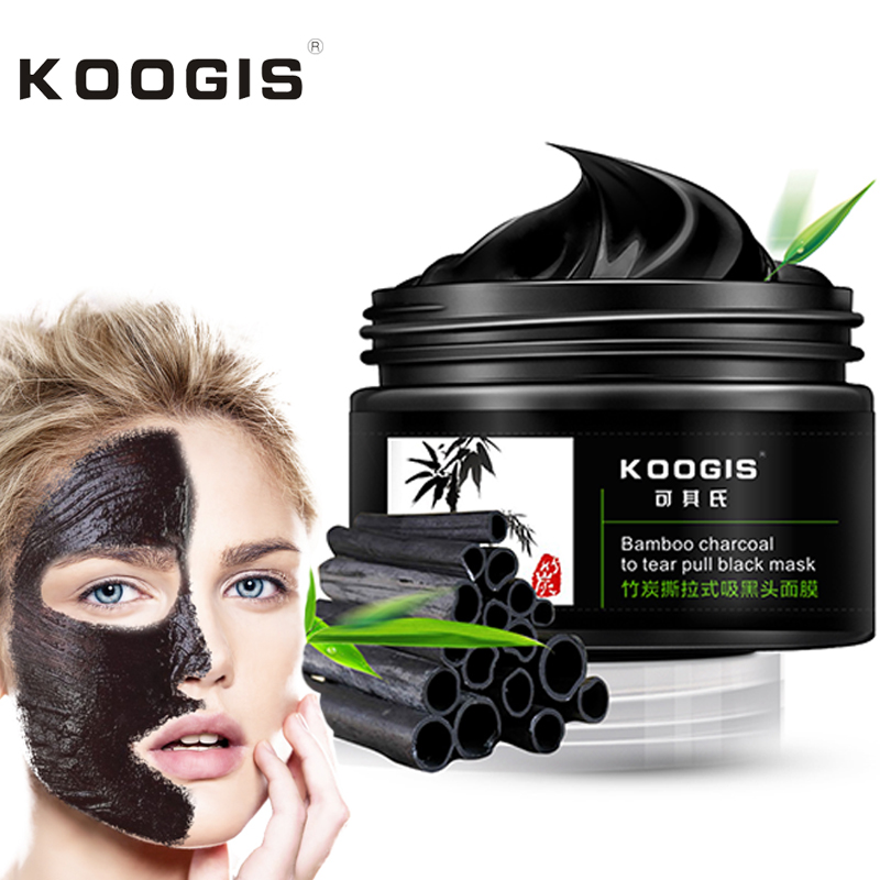 Charcoal Mask To Clear Pores And Detox Skin: Aliexpress.com : Buy Suction Black Face Mask Cleansing