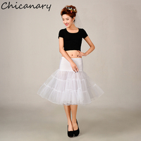 Teenage Girl Adult Women Pettiskirt Tutu Underskirt Crinoline Fluffy Pettiskirt For Wedding Bridal Retro Vintage Women
