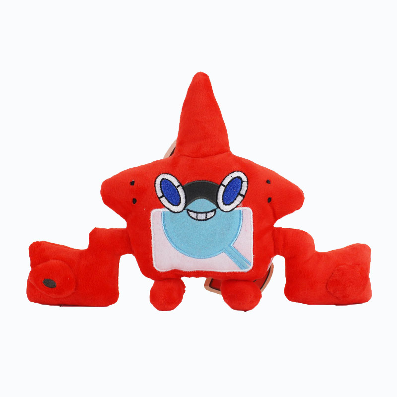 Kawaii Rotom 15cm Plush Toy Stuffed Peluche Toys Dolls Gifts For Children Free Shipping