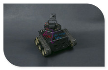 DFRobot Devastator Obstacle Avoidance Full angle monitor Mobile Robot/Tank/Smart car/Platform Kit, Romeo Intel Edison Controller