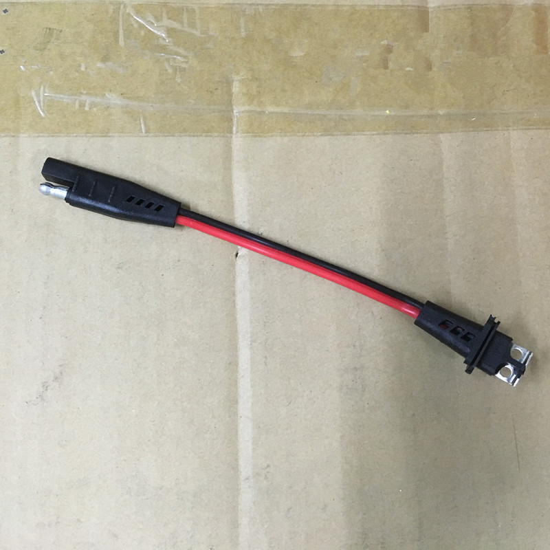 honghuismart Power cable short cable for For Motorola GM300 GM950E SM50 M120 <font><b>SM120</b></font> GM950I GM3188 GM3688 etc car radio image
