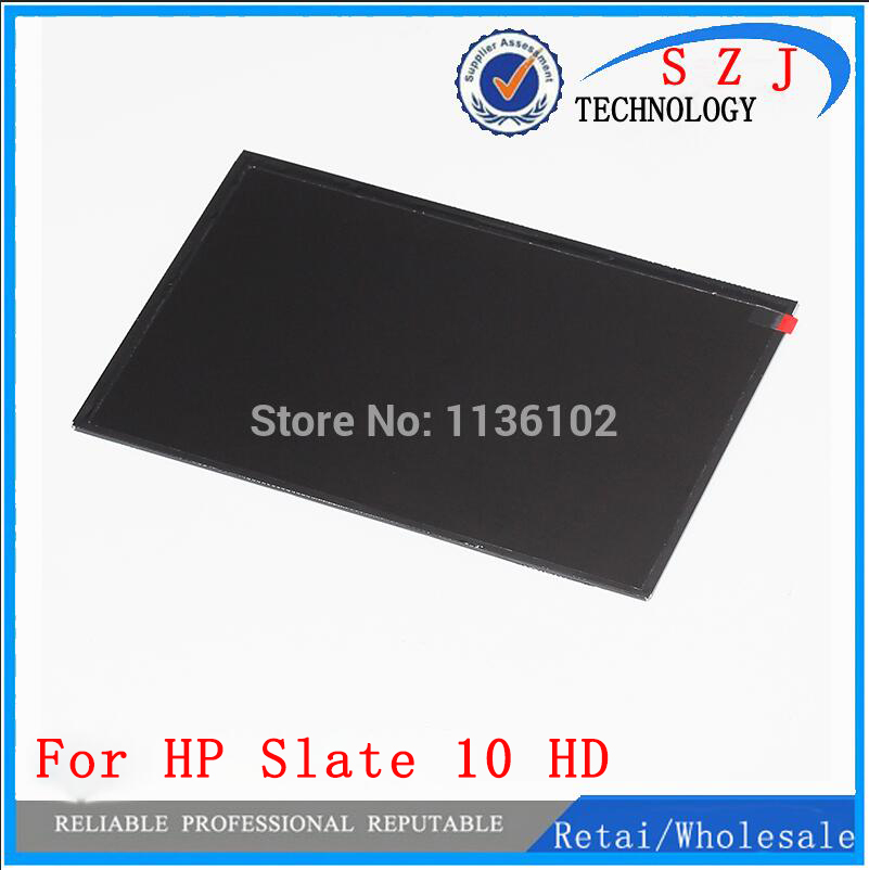 New 10.1'' inch For HP slate 10 HD 3500US 3510US LCD Display Panel Screen Monitor Repair Replacement Part Free Shipping lcd display screen panel monitor repair part p101kda ap1 p101kda ap1 10 1inch hd lcd for lenovo tab 2 a10 70l a10 70lc a10 70f