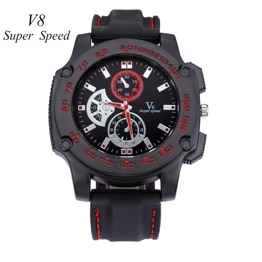 New Fashion Sport Watch Men Silicone Quartz Watch Military Big Wristwatch Men Army Male Clock Outdoor Sports Relogio Masculino цена и фото